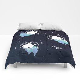 Space Bunnies Comforters