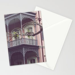 Uptown New Orleans Stationery Cards