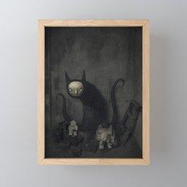 El tesoro Framed Mini Art Print