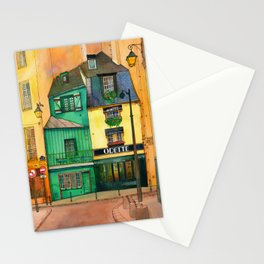 Odette in Paris Stationery Cards