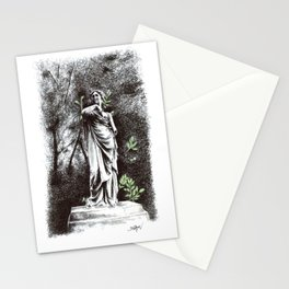 Iveagh Gardens Statue Stationery Cards