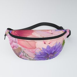My Day In Fantasy Garden - #society6 #buyart Fanny Pack