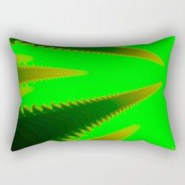 Triffid Art Rectangular Pillow