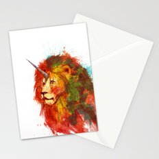 King of Imaginary Beasts Stationery Cards