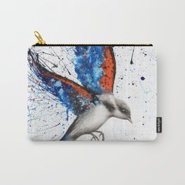Sunset Sorrento Wings Carry-All Pouch