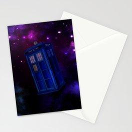 Tardis 004 Stationery Cards