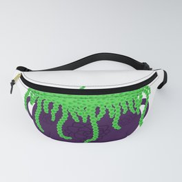String of Pearls Succulent Fanny Pack