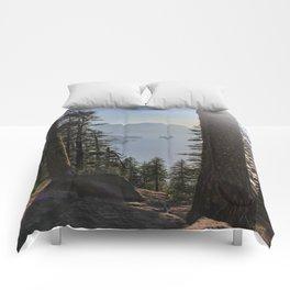 Phantom Ship Island Comforters