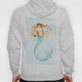 The Rose Mermaid Hoody