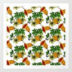 Jamaican Botanicals - Cerasee (natural) Art Print