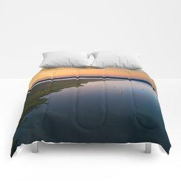 Stono River Sailboats Comforters