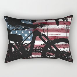 Ride Rectangular Pillow
