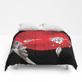 Revived Hummingbird Comforters