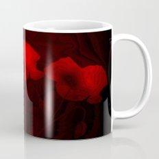 Poppies aglow Mug