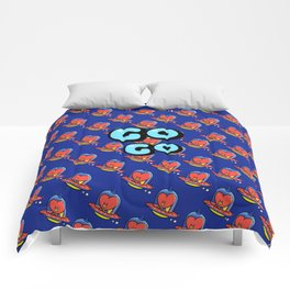 Tata - BTS - BT21 Comforters