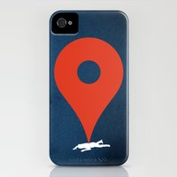 Pinned Slim Case iPhone (4, 4s)
