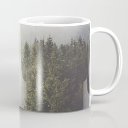My misty way - Landscape and Nature Photography Coffee Mug