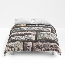 Stone Cladding Comforters