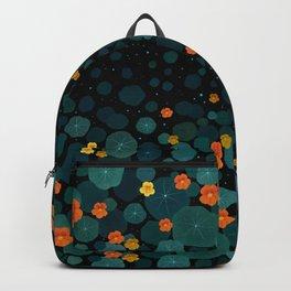 Nasturtium Garden Backpack