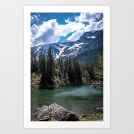 Something to write home about Art Print