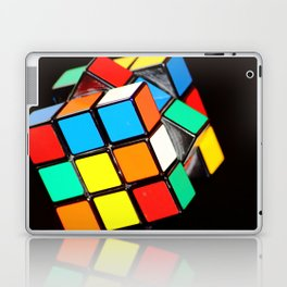 Rubik's cube Laptop & iPad Skin