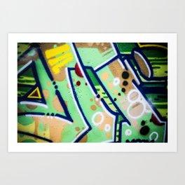 not_change_pic 3 Art Print