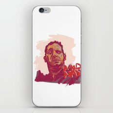 Mad Max iPhone & iPod Skin