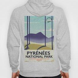 Pyrénées National Park Hoody