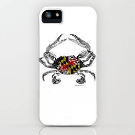 Ol' MD iPhone Case
