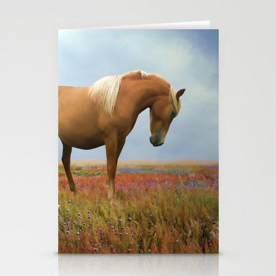 Painted Pastures Stationery Cards