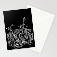More Cowbell Stationery Cards