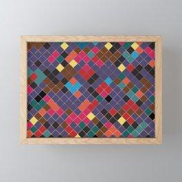Make It Tiles Framed Mini Art Print