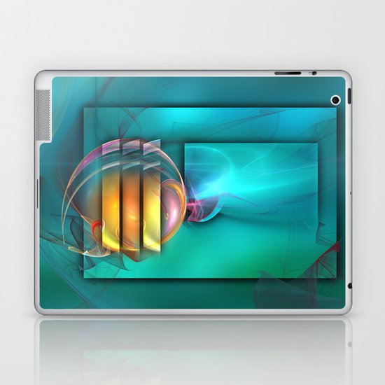 Fantastic World Laptop & iPad Skin