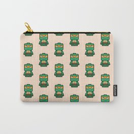 Chibi Michelangelo Ninja Turtle Carry-All Pouch