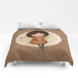 Moon Song 3 Comforters