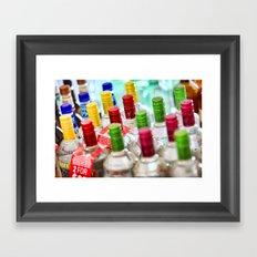 Thirsty.... Framed Art Print