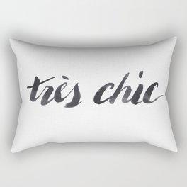 Tres Chic Rectangular Pillow