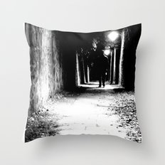 The Walker Throw Pillow