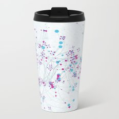 Seasons MMXIV - Winter Metal Travel Mug