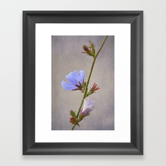 coffeeweed Framed Art Print