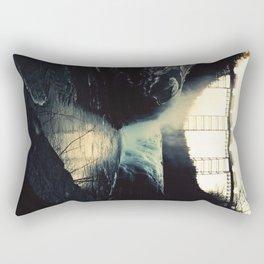 trestle dusk Rectangular Pillow