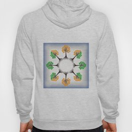 Abstract trees background Hoody