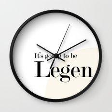 Legendairy - How I Met Your Mother Wall Clock