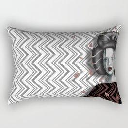 Transcending Mortality  Rectangular Pillow