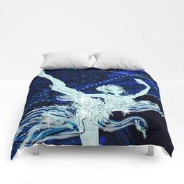 Cygnus / Leda and Swany Comforters