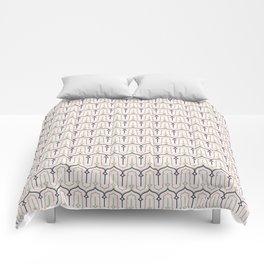 Oriental Geometric Pattern Comforters