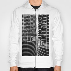 Bertrand's Buildings Hoody