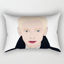 In Tilda We Trust Rectangular Pillow
