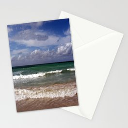 Water, Waves, Sand... | Nadia Bonello Stationery Cards