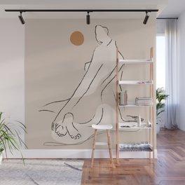 Nude 2 Wall Mural